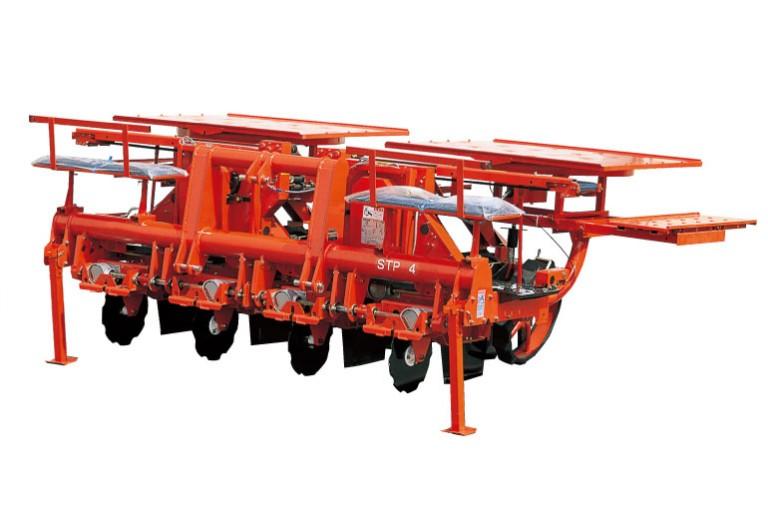 ビート移植機(苗分離器を使うタイプ) STP-4ST